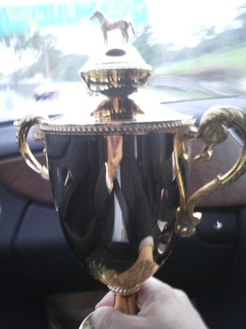 ゴールドカップ制覇